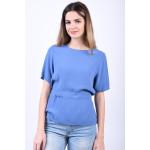 Bluza Dama Selected Tanna Dutch Blue