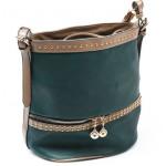Charmant Lady 15-4184 Green handbag