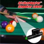 """Billiard Trainer"" - Laser corrector equipment for billiard snooker"