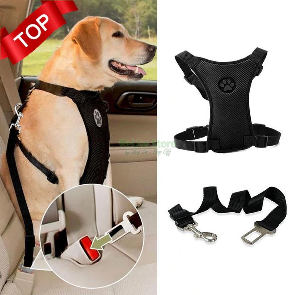 Ham pentru animale de companie cu centură de siguranță pentru scaunul auto