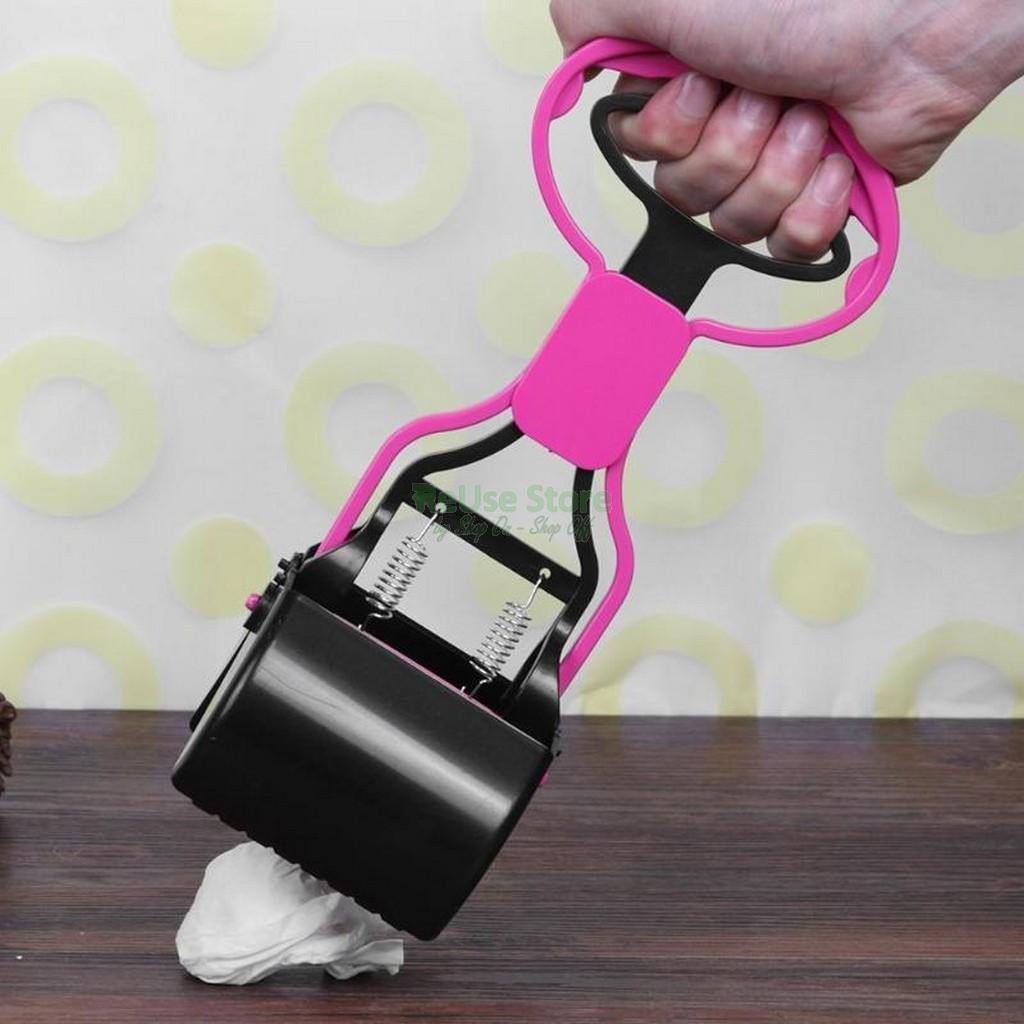 Pooper Scooper dispozitiv pentru colectare a deșeurilor de câine pisică